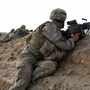 soldier in afghanistan