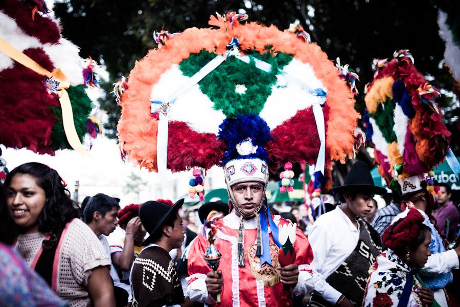 6.Danza de la Pluma Guelaguetza