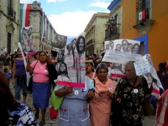 March Oaxaca