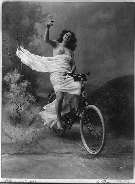 of bikes and men vela
